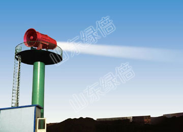 Tower Mounted Mist Blower Sprayer