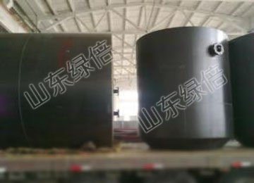 Sewage Treatment Equipment Anaerobic Filter Tank