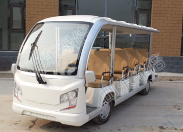 14 Seats Electric Tourist Bus/ Sightseeing Bus