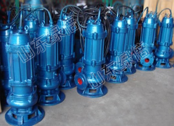 QW Vertical Electric Submersible Sewage Pump,QW Vertical Electric