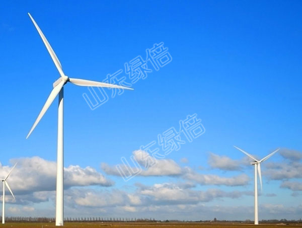 Wind Turbine for on-Grid Power Supply System Plan