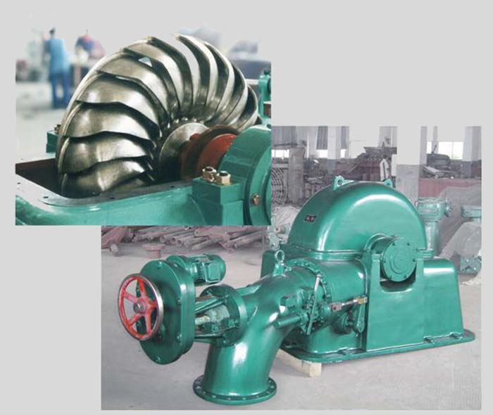 How A Water Turbine Works